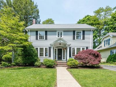 Newton Single Family Home For Sale: 31 Hinckley Rd