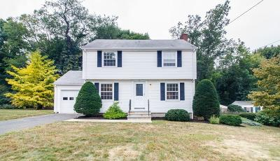 Weymouth Single Family Home Contingent: 40 Roberts Drive