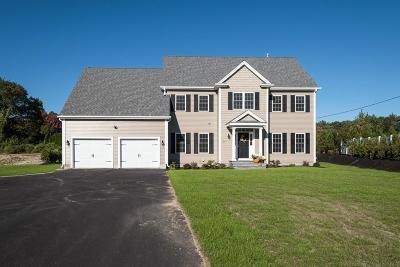 Framingham Single Family Home For Sale: 447 Water Street