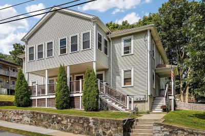 Waltham Condo/Townhouse Contingent: 83 Guinan Street #4