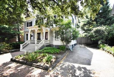 Cambridge Single Family Home For Sale: 10 Arlington Street