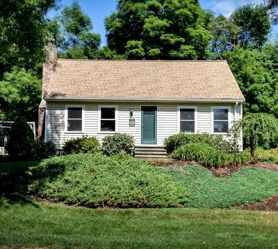 Holliston Single Family Home Under Agreement: 73 Water St