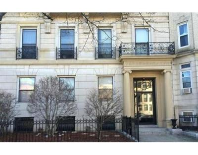 Boston Condo/Townhouse For Sale: 465 Park Drive #D
