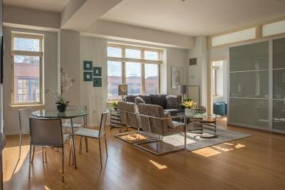 Condo/Townhouse Under Agreement: 35 Fay St #611