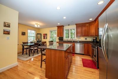 MA-Suffolk County Condo/Townhouse For Sale: 1407 Centre Street #1407