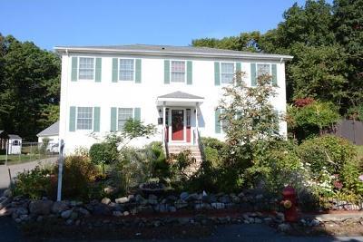 Malden Single Family Home For Sale: 154 Beachview Ave