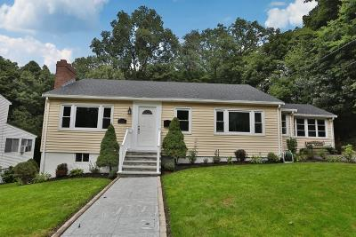 stoneham Single Family Home For Sale: 10 Marie Ave