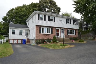 Multi Family Home Under Agreement: 47-49 Boutwell St