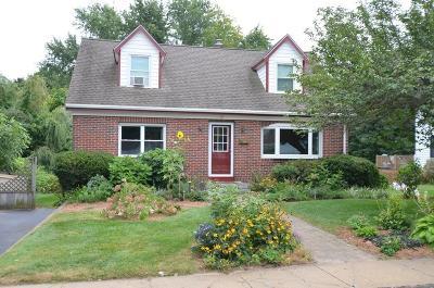 Franklin Single Family Home For Sale: 18 Arlington St