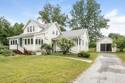 Maynard Single Family Home Under Agreement: 4 Silver Hill Rd