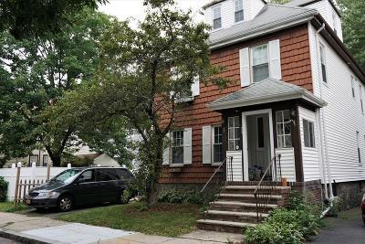 Boston Single Family Home Under Agreement: 55 Samoset St
