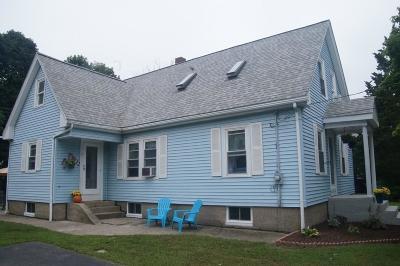 Attleboro Single Family Home For Sale: 8 Morse Ave