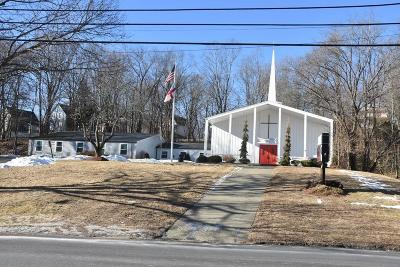 MA-Worcester County Commercial For Sale: 53 North Main