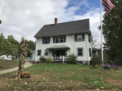 Burlington Single Family Home Price Changed: 136 Bedford Street