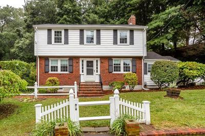 Canton Single Family Home Under Agreement: 1 Meetinghouse Rd