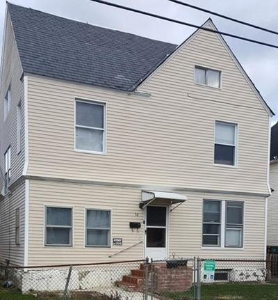 Lowell Multi Family Home For Sale: 58 Gates St