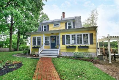 Dedham Single Family Home For Sale: 175 Whiting Ave