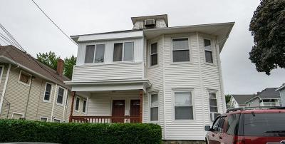 Methuen Multi Family Home Under Agreement: 5-7 Olive Street
