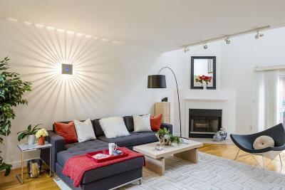 Cambridge Single Family Home Under Agreement: 20 Mt. Vernon Street