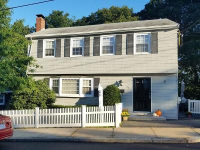 MA-Suffolk County Single Family Home For Sale: 62 Alpheus Rd
