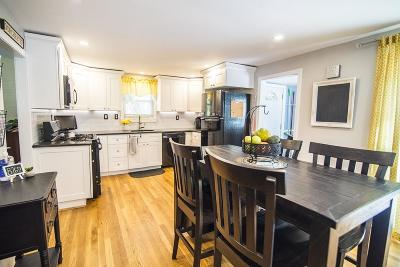 Weymouth Single Family Home For Sale: 1087 Pleasant St