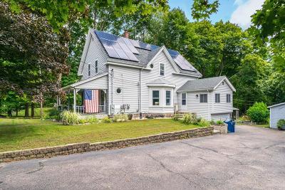 Easton Single Family Home For Sale: 152 Turnpike St