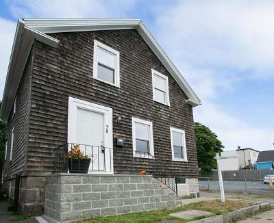 Single Family Home Under Agreement: 78 Rodney French Blvd