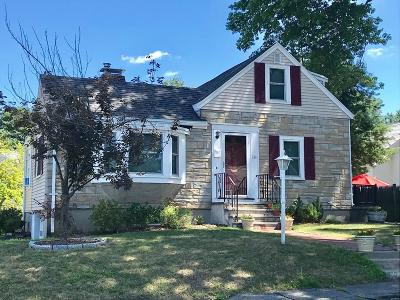 Waltham Single Family Home Contingent: 133 Candace Avenue