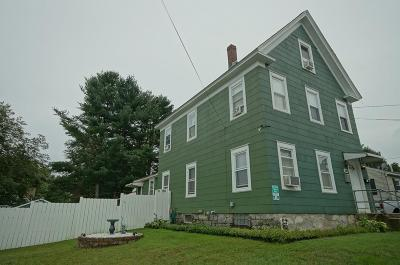 Lowell Multi Family Home Under Agreement: 94 Cashin St