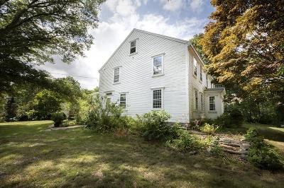 Hanover Single Family Home For Sale: 336 Broadway