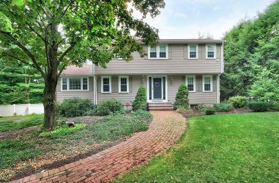 Westwood Single Family Home Contingent: 193 Forbes Road