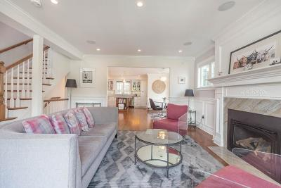 Brookline MA Condo/Townhouse For Sale: $1,949,900