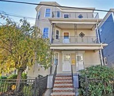 Medford Multi Family Home Under Agreement: 39 Lambert St