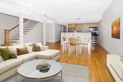 Condo/Townhouse For Sale: 684 Massachusetts Avenue #1