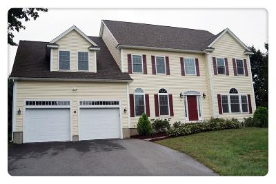 Acton Single Family Home Contingent: 10 Patriots Rd