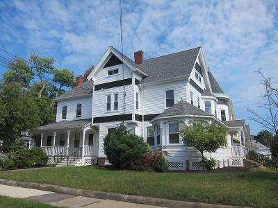 Malden Multi Family Home Under Agreement: 158 Webster St.
