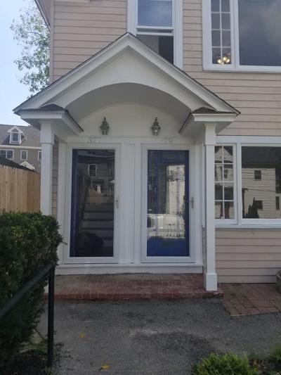 Lowell Rental For Rent: 377 East Merrimack St #1