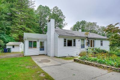 Marlborough Single Family Home Contingent: 276 Bigelow Street