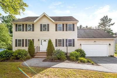 Burlington Single Family Home For Sale: 15 Carter Rd