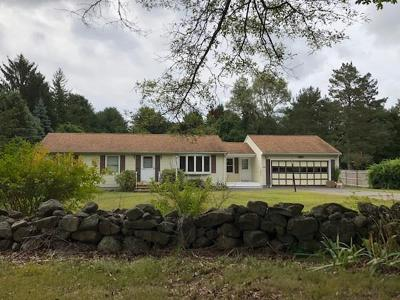 Ipswich Single Family Home Under Agreement: 146 Topsfield Rd