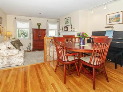 Condo/Townhouse Under Agreement: 17 Henley St #A