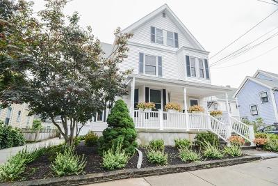 Somerville Single Family Home For Sale: 24 William Street