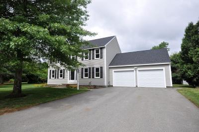 Acton Single Family Home For Sale: 54 Lexington Drive
