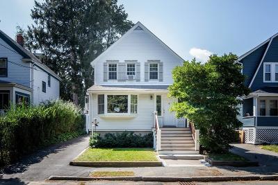 Medford Single Family Home Under Agreement: 40 Piggott Rd