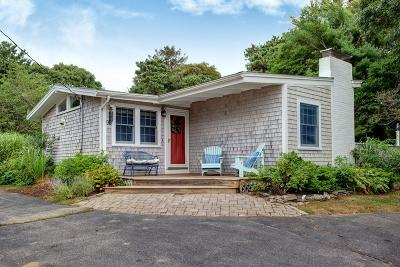 Falmouth Single Family Home Under Agreement: 95 Weston Road