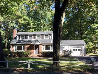 Wayland Single Family Home Price Changed: 71 Stonebridge Rd