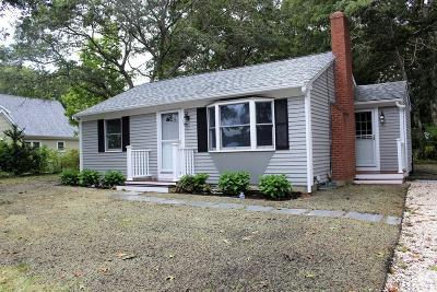 Falmouth MA Single Family Home Under Agreement: $379,000