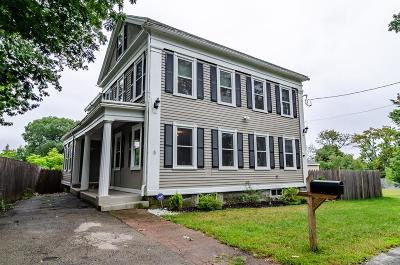 Methuen, Lowell, Haverhill Single Family Home For Sale: 5 Ridge