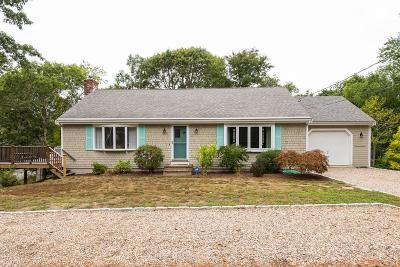 Falmouth MA Single Family Home Under Agreement: $529,900