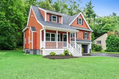 Burlington Single Family Home For Sale: 21 Sandy Brook Road